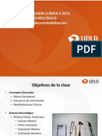 2Examen Neurologico UDLA 2015