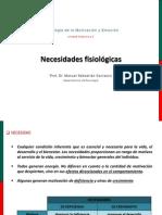Nesecidades Fisiologicas UDIMA