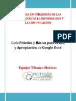 Herramienta Google Docs