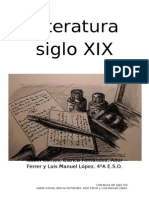 Trabajo Literatura Siglo XIX
