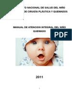 MANUAL ATENCION INTEGRAL AL NIÑO QUEMADO 2011.doc