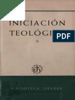 Teologos Dominicos - Iniciacion Teologia 2 Teologia Moral
