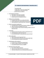 C1 Topics for Discussion Dec