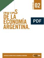 CENDA-Notas de La Economia Argentina N2