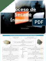Proceso de Secado (Pirometalúrgia)