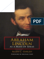Abraham Lincoln as a Man of Ideas(2009)BBS.pdf