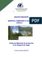 Guide Memoire