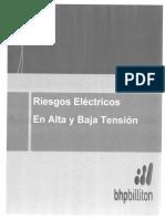 Riesgos Eléctricos en BT y at