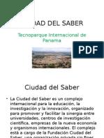 Ciudad Del Saber Presentacion