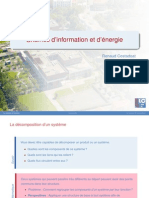 Chaines Energie et Information