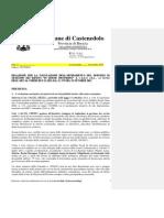Relazione Castenedolo Mod 151113