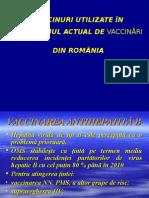 VACCINARILE PNI