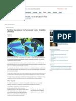 BBC Mundo Noticias Fertilizar Los Océanos No Funcionará Contra El Cambio Climático