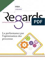 La Performance Par l'Optimisation Des Processus