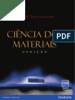 Ciencia Dos Materiais - James F. Shackelford!