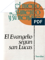 El Evangelio Segun San Lucas 2 - Stoger, Alois