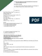Resumo de Fórmula Para Uso No Dris