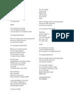 Canciones Para Comprensión Lectora