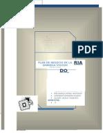 Plan de Negocios-2015_Emoresa de Servicio y Mantenimiento de Software