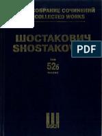 Vol. 52b - Lady Macbeth of the Mtsensk District, Op. 29, Vol. 2