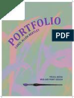 Carol Bentley COMM 160 Portfolio