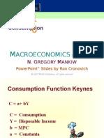 Teori konsumsi