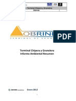 IAR OBRINEL Terminal Chipera y Granelera en El Puerto de Montevideo