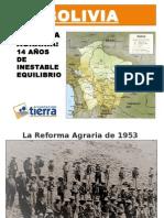 Bolivia Estructura Agraria. Alcides Vadillo