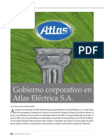 212 Gobierno Corporativo en Atlas Electrica s.a.