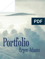 Project 9 Portfolio Bryce Adams