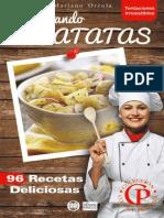 Degustando Patatas_ 96 Recetas - Mariano Orzola