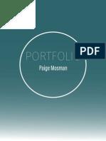 Paige Mosman Portfolio