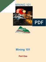 Mec Mining101