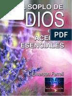 El Soplo de Dios en Los Aceites Esenciales