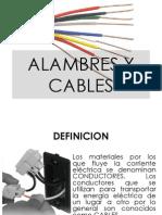 Alambres y Cables
