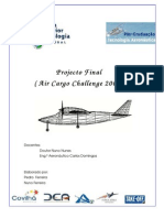 Relatorio Do Projecto Final Do Air Cargo