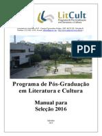 Manual Seleção PPGLitCult 2016 Versão Publicada (1)