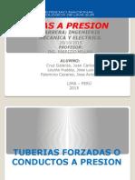 Tuberias a Presion