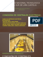 Conexión de Centrales Electricas