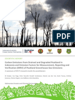 12. Carbon Emissions From Drained and Degraded Peatland in Indonesia