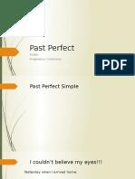 Past Perfect Simple and Progressive Intermediate 4