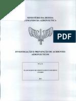 PCA 3-2 - Plano Básico de Gerenciamento Do Risco Aviário