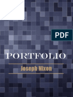 P9 Joseph Nixon Portfolio