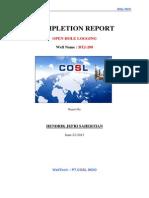 Summary Report PertaminaPBMSJ BTJ-208 HendrikSahertian 4Jun-13Jun2013
