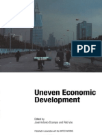 Jose Antonio Ocampo, Rob Vos-Uneven Economic Development-Zed Books (2009)