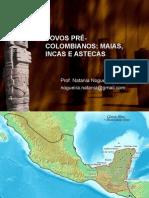 povos precolombianos