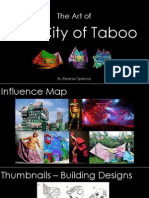 The Art of the City of Taboo