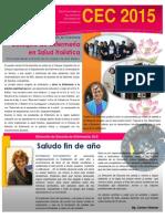 Boletin Informativo #03 Noviembre 2015
