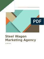steel wagon marketing agency proposal