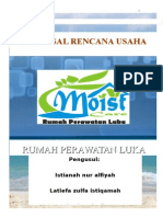 Proposal Klinik Perawatan Luka